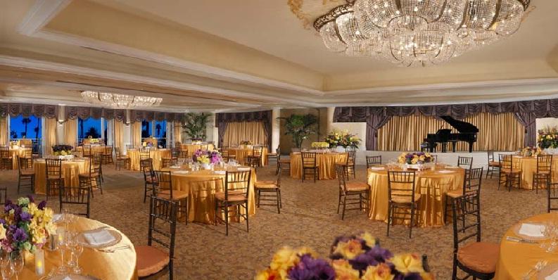 Hotel Beverly Hills Rodeo Ballroom
