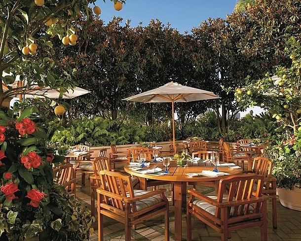 Four Seasons Beverly Wilshire - Outdoor facilities
