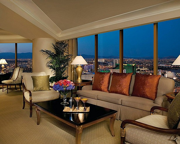 Four Seasons Las Vegas Splendid Scenery