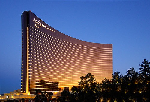 Wynn Hotel Casino Resort - Exterior view
