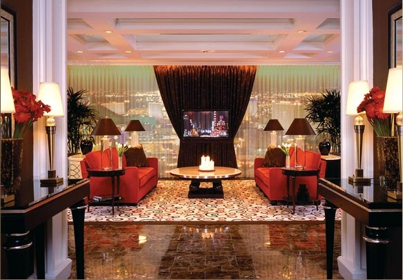 Wynn Hotel Casino Resort - Salone Suite