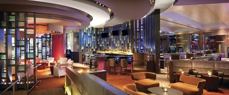 ARIA Resort & Casino at CityCenter - Bar lounge