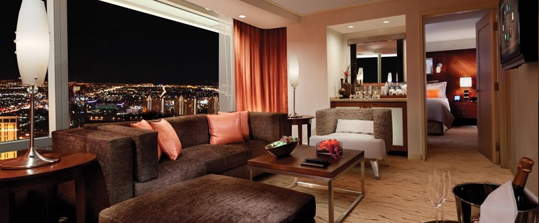 ARIA Resort & Casino at CityCenter - Corner Suite