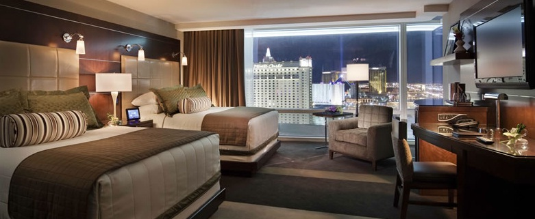ARIA Resort & Casino at CityCenter - Deluxe Room City View