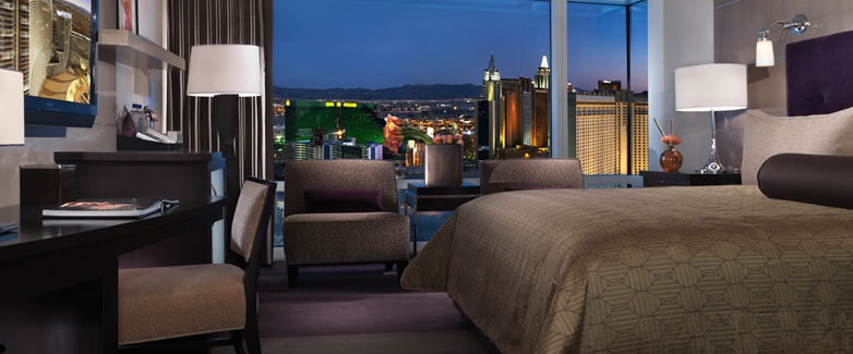 ARIA Resort & Casino at CityCenter - Deluxe Room