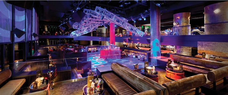ARIA Resort & Casino at CityCenter - Haze Nightclub