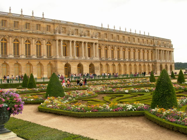 Versailles Paris Garden Gardens of Versailles Great