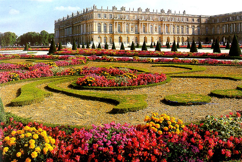 Gardens of Versailles - Splendid panorama
