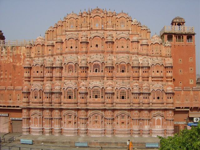 Hawa Mahal - General view