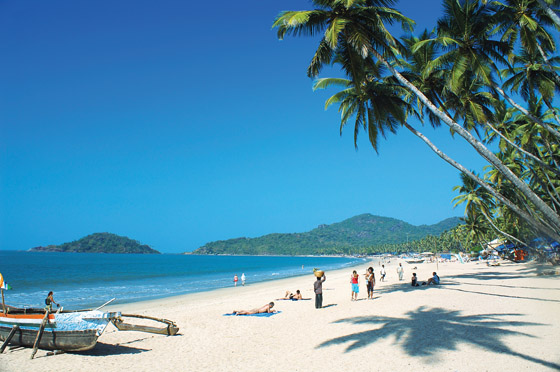 Beaches of Goa - Splendid beaches