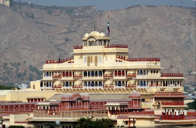 City Palace in Jaipur - Overview