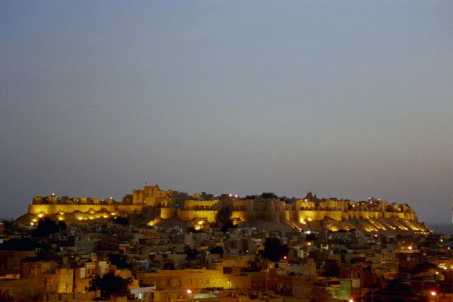 Jaisalmer Fort - General view
