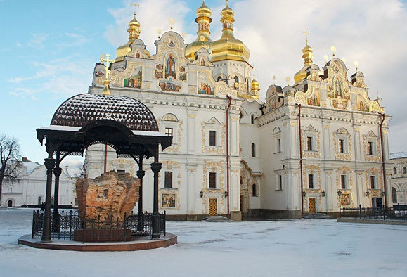 Kiev-Pechersk Lavra - Overview
