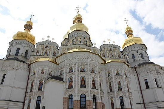 Kiev-Pechersk Lavra - Unique design