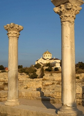 National Preserve of Tauric Chersonesos in Sevastopol - Ancient Greek ruins