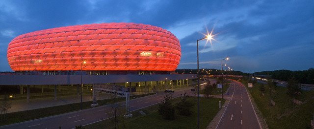 Allianz Arena in Germany - Overview