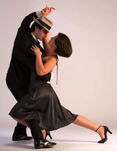 Tango in Buenos Aires, Argentina - Expression of passion