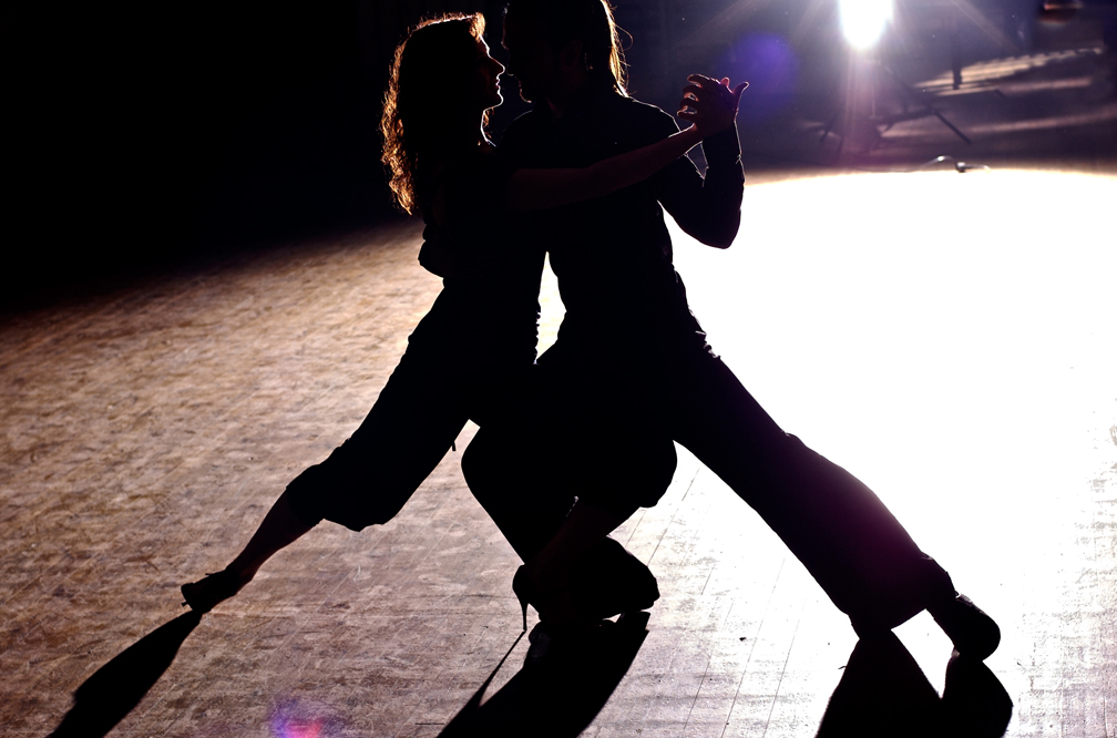 Tango in Buenos Aires, Argentina - Ludic complicity