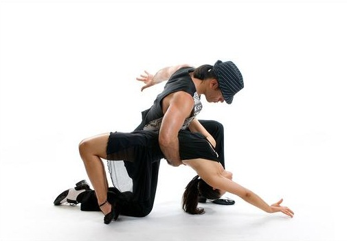 Salsa and merengue in Dominican Republic - Salsa -dance of passion and love