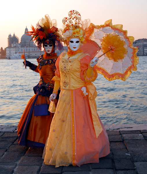 Venice Carnival, Italy - Great costumes