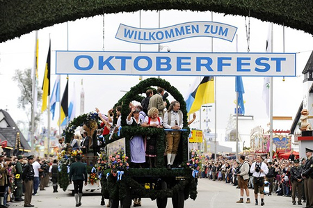 Beerfest in Munchen, Germany - Welcome to Beerfest!
