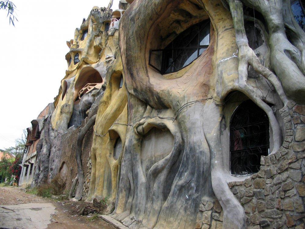 Images Crazy House in Vietnam Unique design 5669