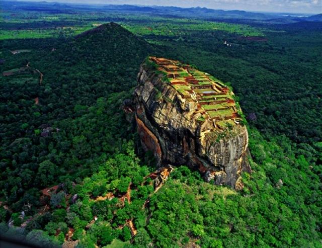 Images Sigiriya In Sri Lanka Beautiful Setting 5777