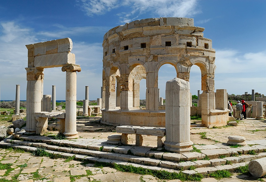 Leptis Magna in Libya - Top wonders of the world you did not know ...