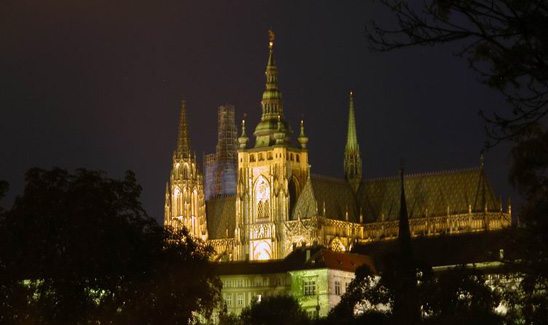 Prague Castle, Czech Republic - Splendid architecture