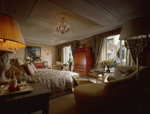Hotel Four Seasons George V in Paris, France - Royal Suite