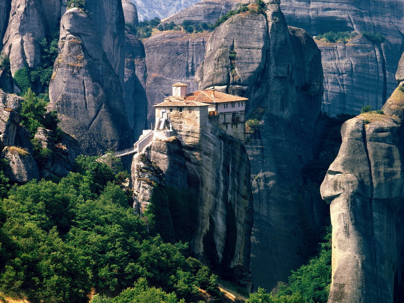 Greece - Mysterious Greece
