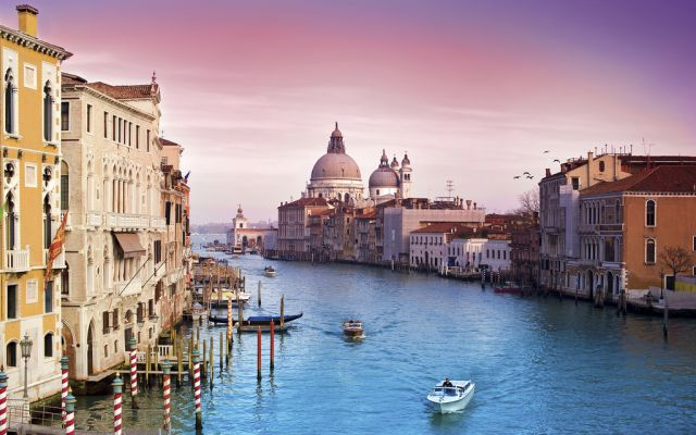 Venice in Italy - Great panorama