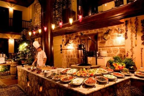 Alp Pasa Boutique Hotel  - Traditional Turkish cuisine