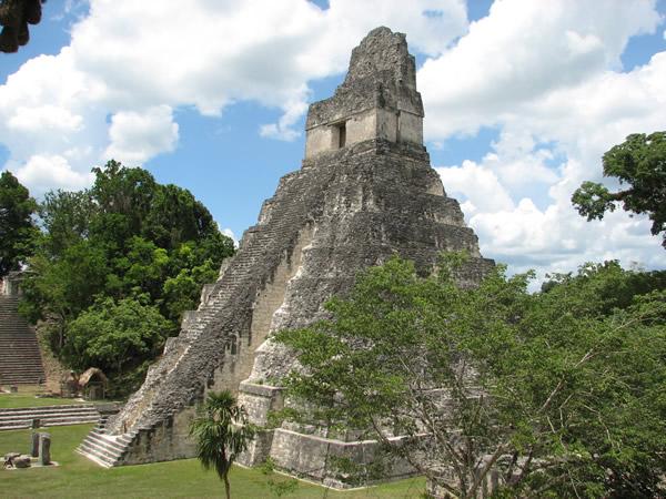 Tikal Ruins in Guatemala Tikal in Guatemala Beautiful