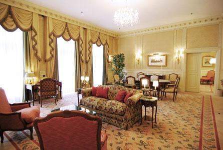 Images Grand Hotel Wien Deluxe Room 1049