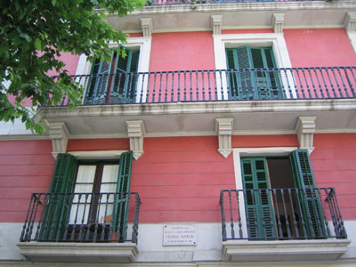 Pension Iniesta - Exterior view