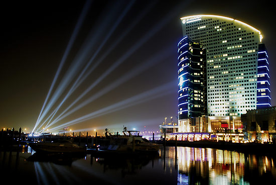 Intercontinental dubai festival city the best hotels in for Hotels in dubai city