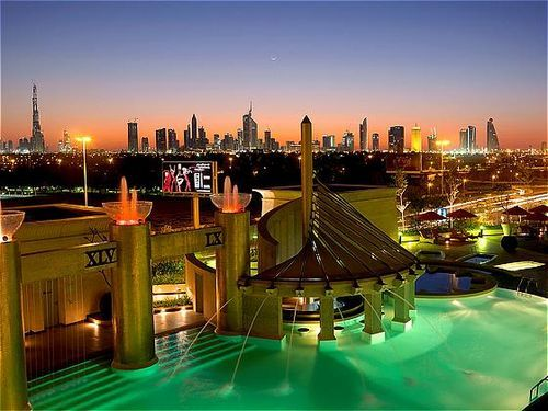 The raffles hotel dubai the best hotels in dubai united for Recommended hotels in dubai