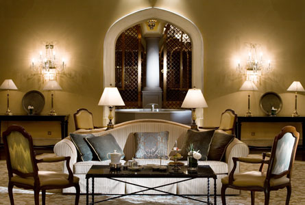 The Ritz-Carlton, Dubai - Lobby lounge