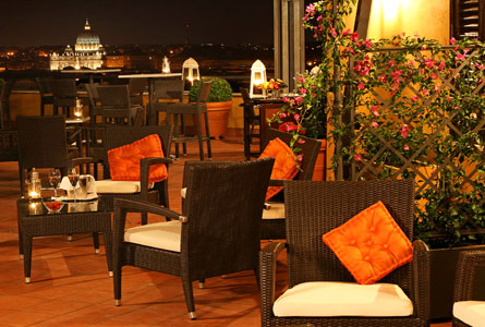 Sofitel Rome Villa Borghese - Beautiful scenery