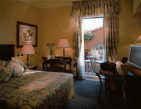 Intercontinental de la ville roma the best hotels in rome for Interior designer a roma
