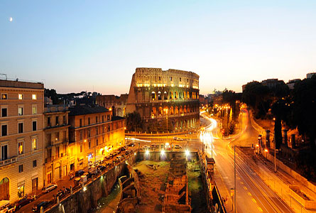Hotel Gladiatori Rome