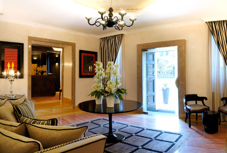 Hotel gladiatori palazzo manfredi the best hotels in rome for Top design hotels rome