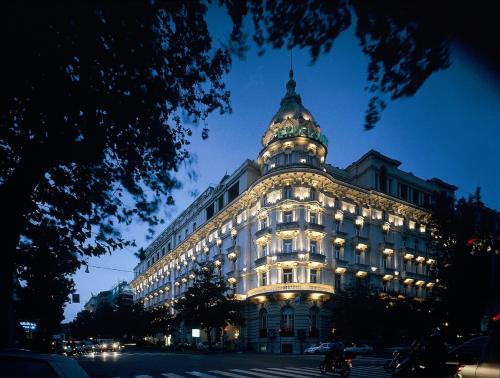 The Westin Excelsior Hotel - Exterior view