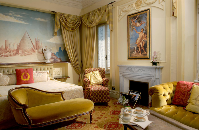 St. Regis Grand Hotel - Luxurious treat for your holiday