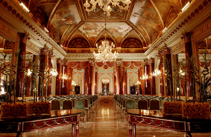 St Regis Grand Hotel The Best Hotels In Rome