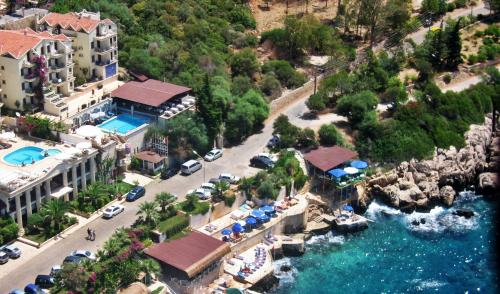 Aqua Princess Hotel - Aerial view