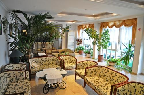 Aqua Princess Hotel - Stylish interior design