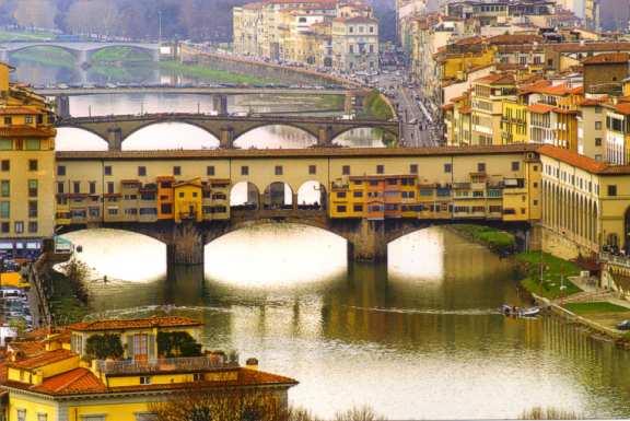 italy florence ponte - photo #12