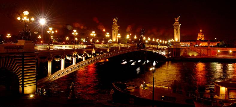 Beautiful bridges in the world gt alexander bridge in paris france